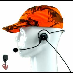 Demi casque CRT HK ultra léger