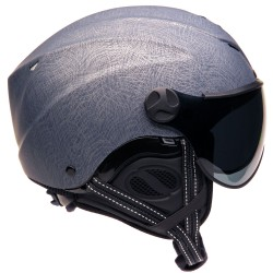 Casque Icaro Nerv carbon scratch gris