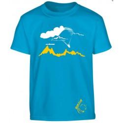 """T-shirt enfant""""nuages"""""""