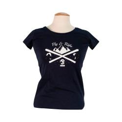 T-Shirt femme Neo ski