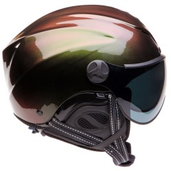 Casque Icaro Nerv carbon deep forest