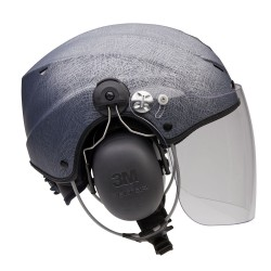 Casque Icaro Solar X scratch grey