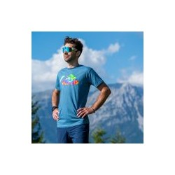 T-shirt BGD profiles Stone Blue