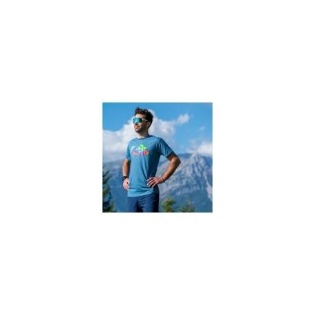 T-shirt BGD profiles Dark blue