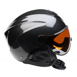 Casque Icaro Nerv Carbon optic