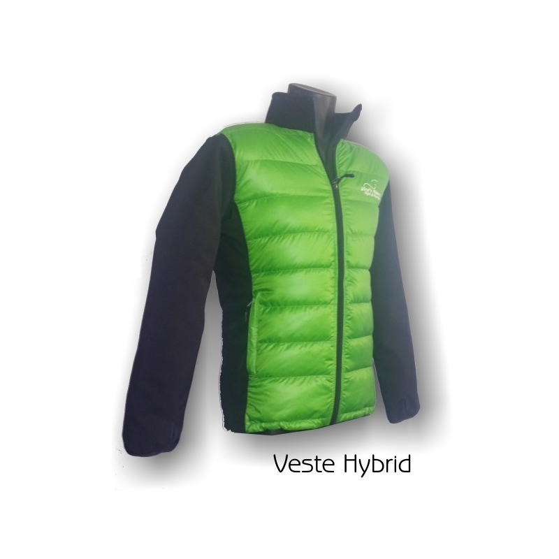 Veste Hybrid Windsrider - Boutique parapente