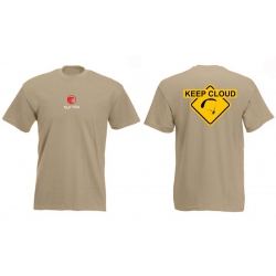 "T-Shirt Syride ""Keep Cloud"""