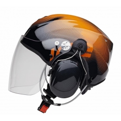 Casque Icaro Solar X orange