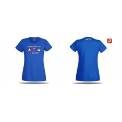 T-shirt syride girls bleu